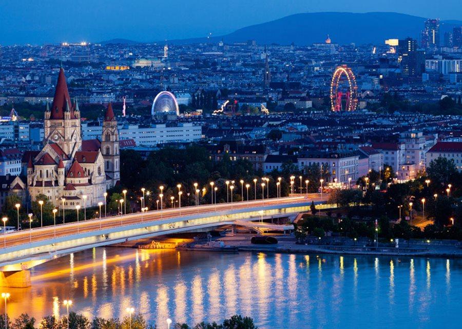 Viaggio in Europa: Vienna