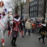 Olanda, arrivo di Sinterklaas