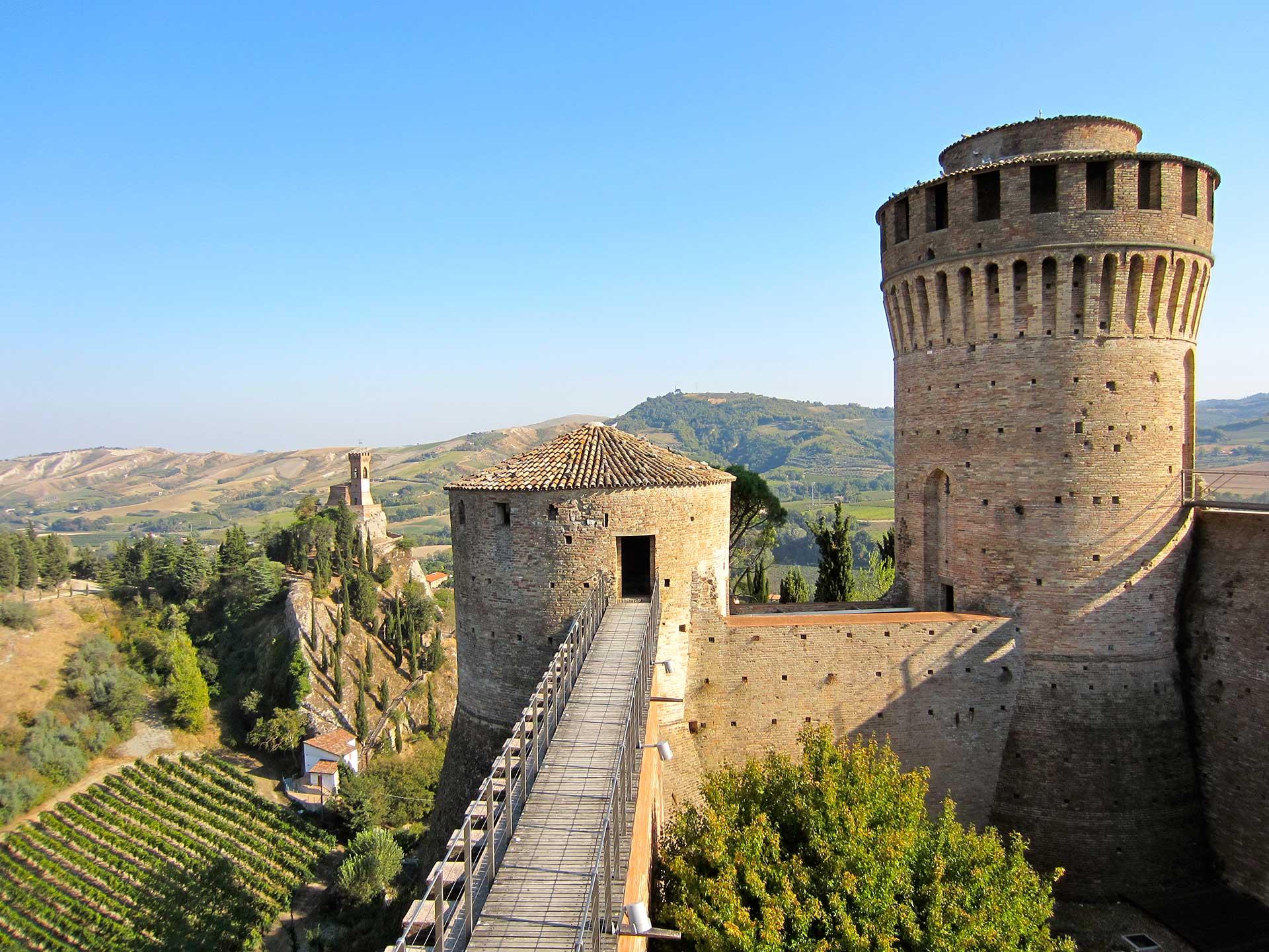 Come visitare Rocca di Brisighella, Emilia Romagna