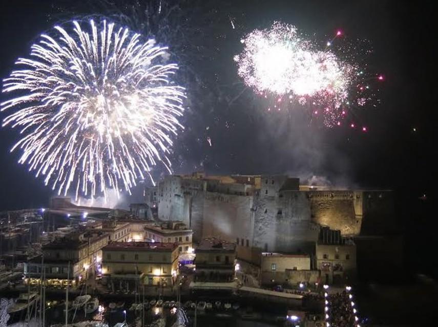 Napoli a Capodanno