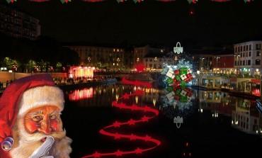 Date e info Darsena Christmas Village Milano