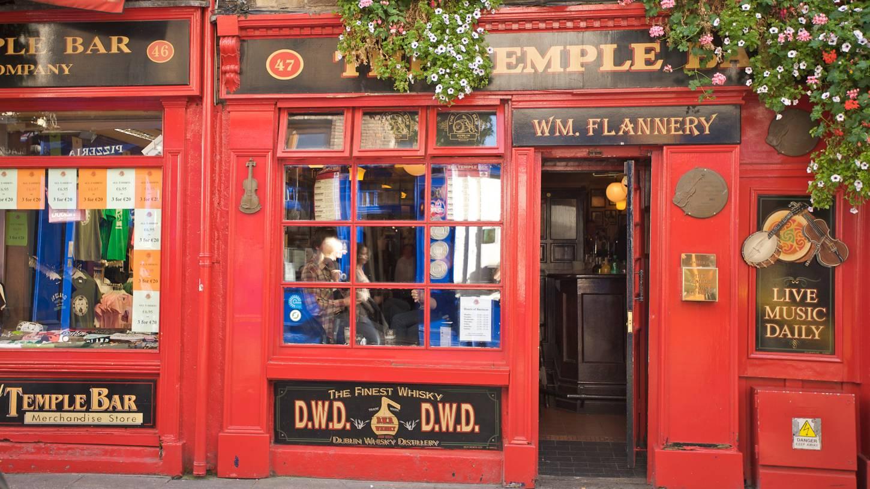 5 pub esclusivi di Dublino