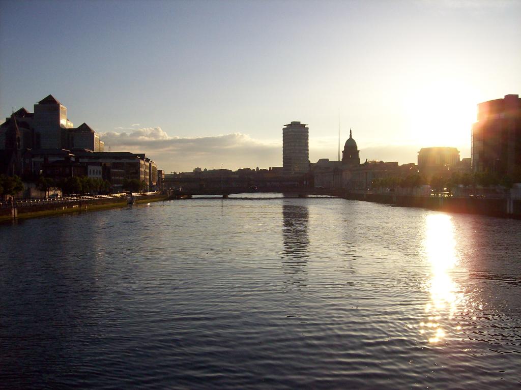 5 itinerari a piedi a Dublino