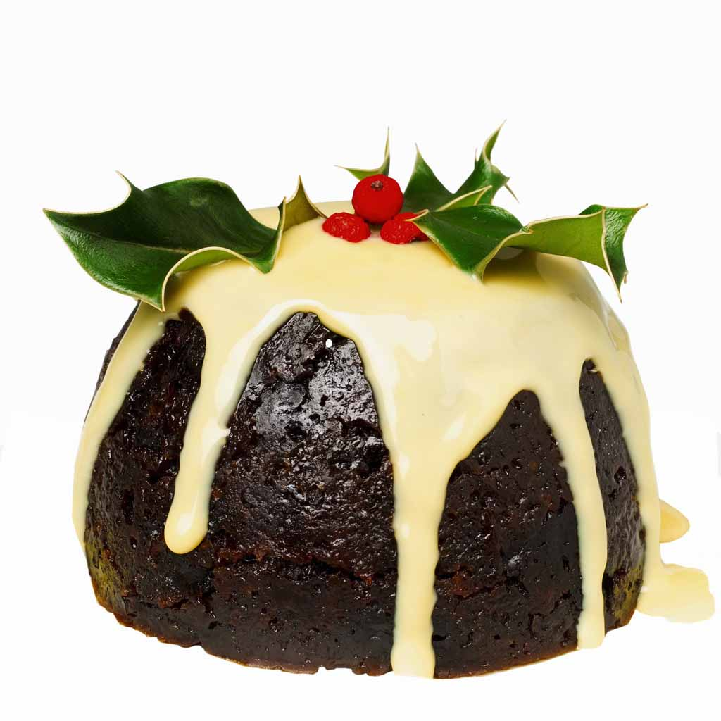 Irlanda, Christmas Pudding
