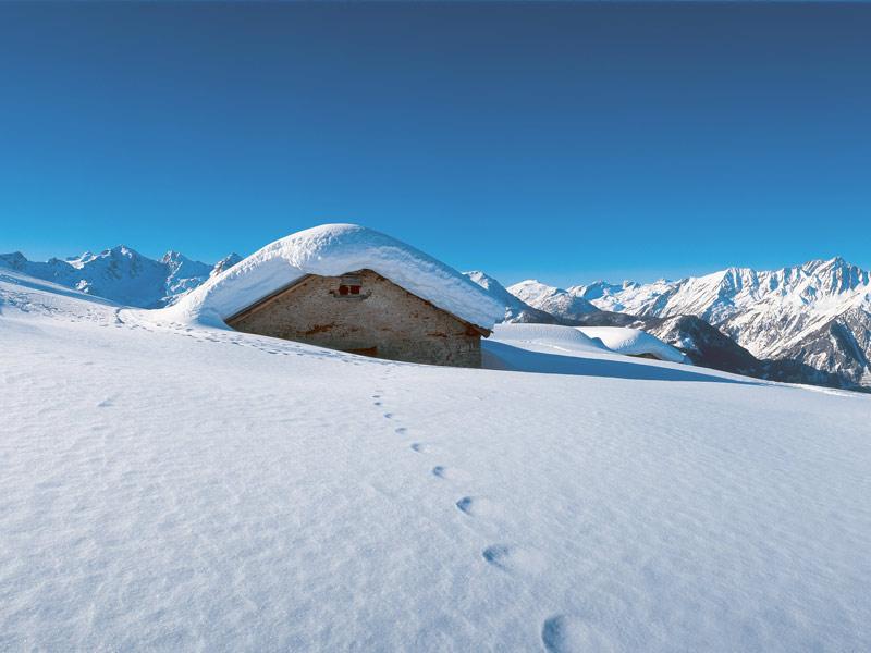Offerte Capodanno agriturismo in Valle D'Aosta