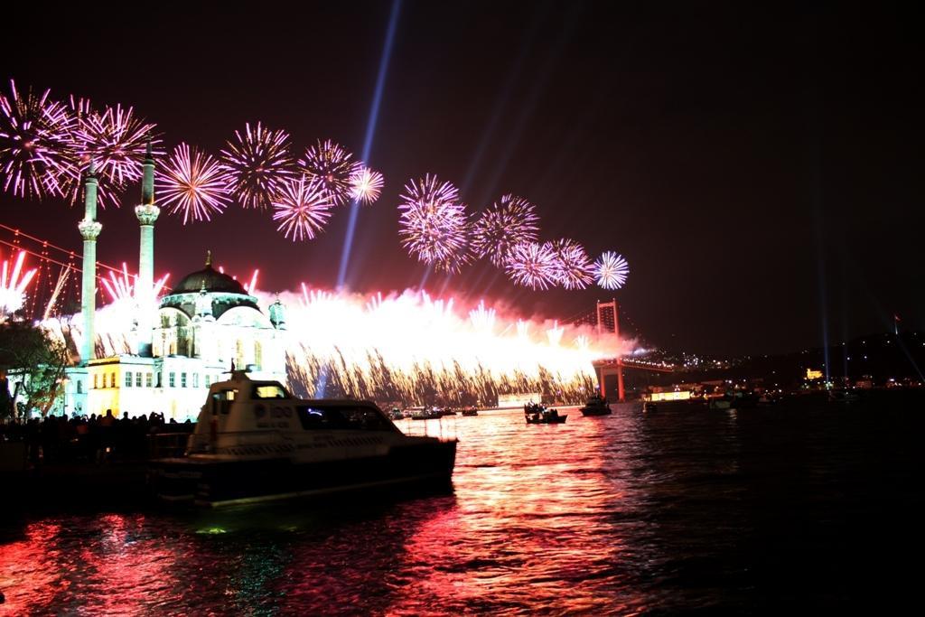 Capodanno Istanbul