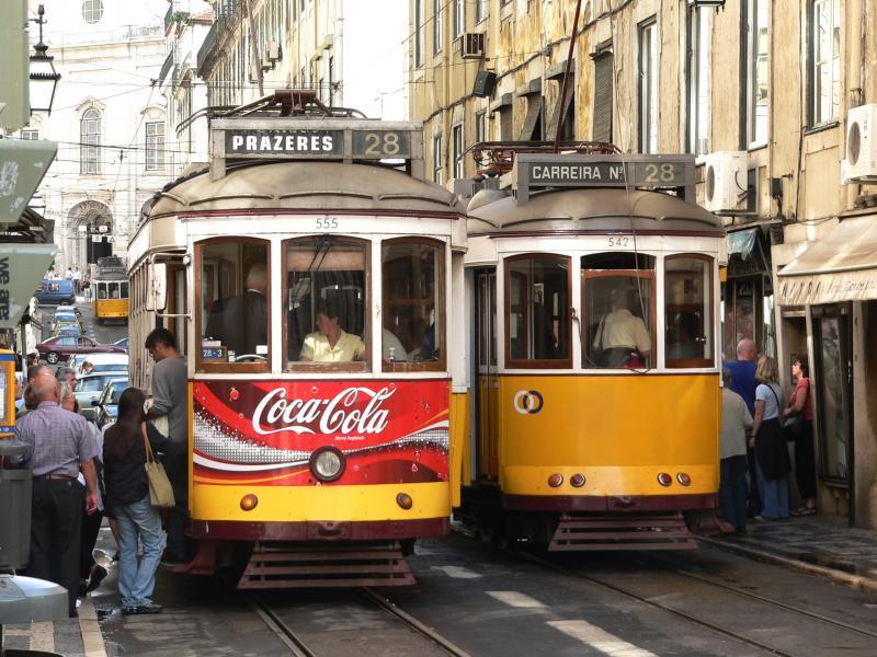 Offerte voli Capodanno Lisbona