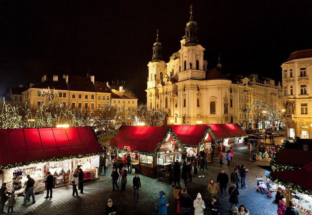 Capodanno Praga