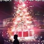 Il previsto albero di Natale al Darsena Christmas Village Milano