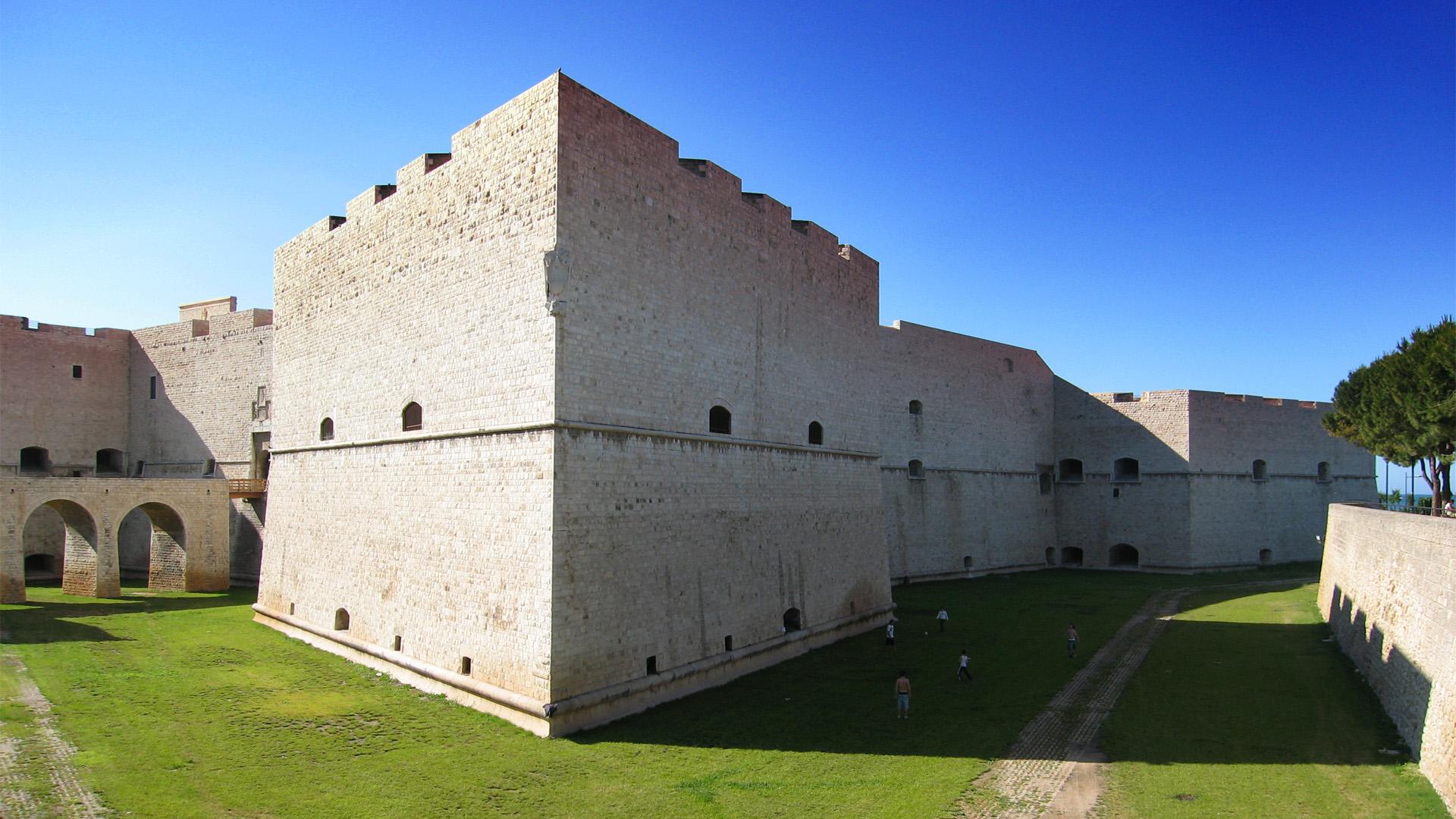 Castello Svevo, Barletta