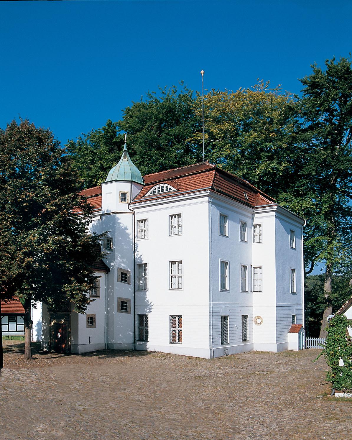 Castello Grunewald, Berlino