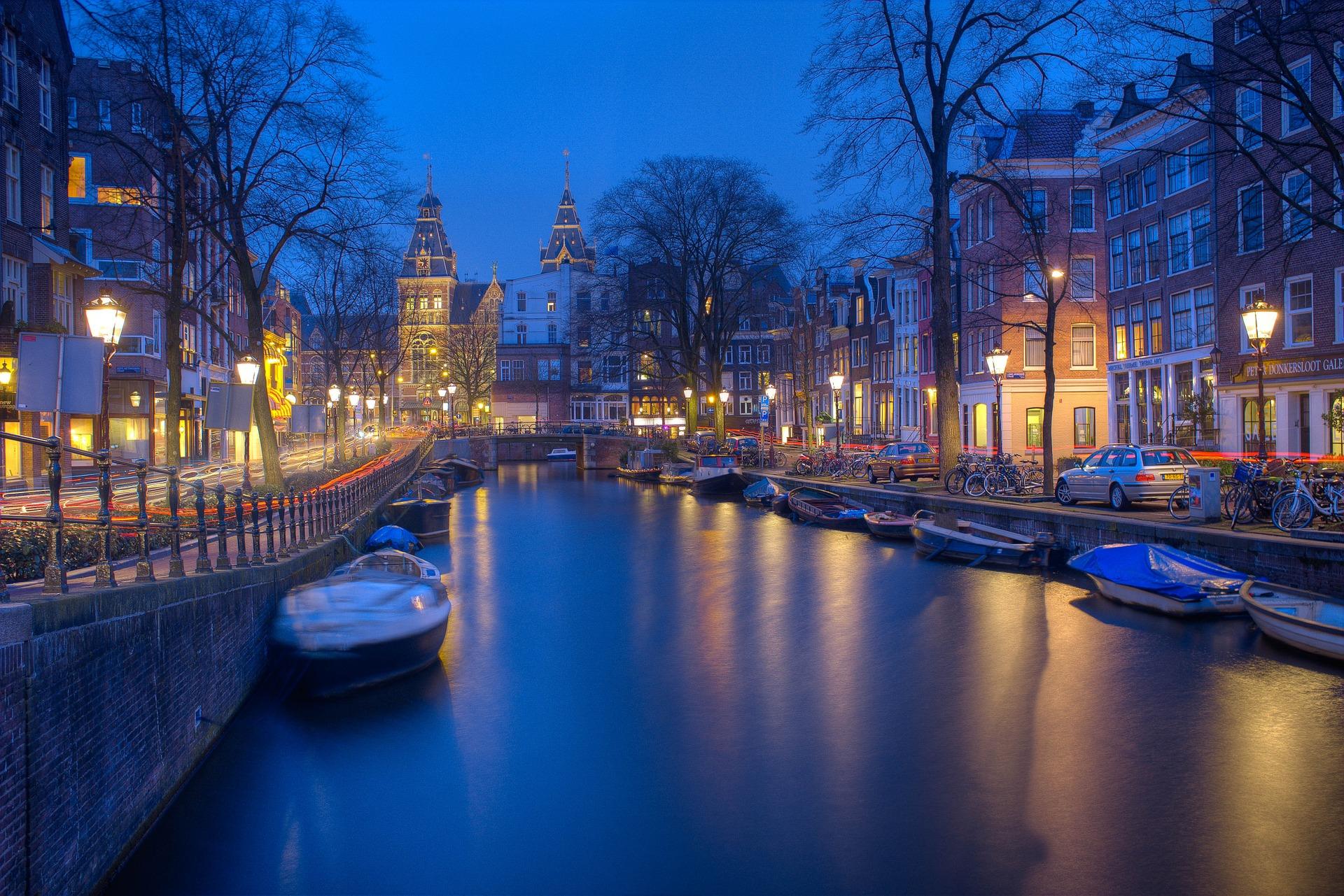 Amsterdam natale