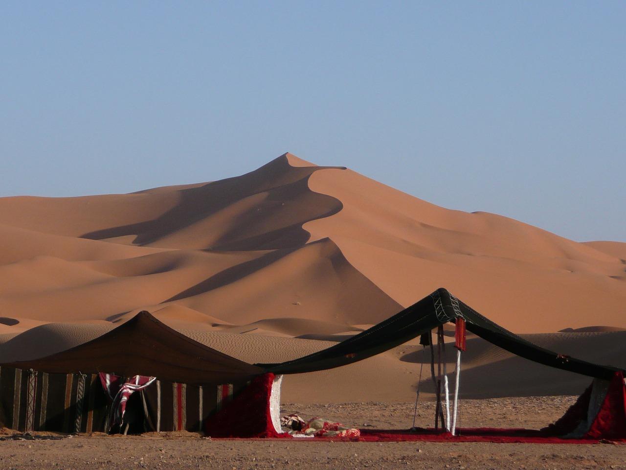 capodanno a marrakech nel deserto