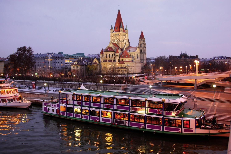 Itinerario e prezzi crociera di Capodanno sul Danubio Vienna