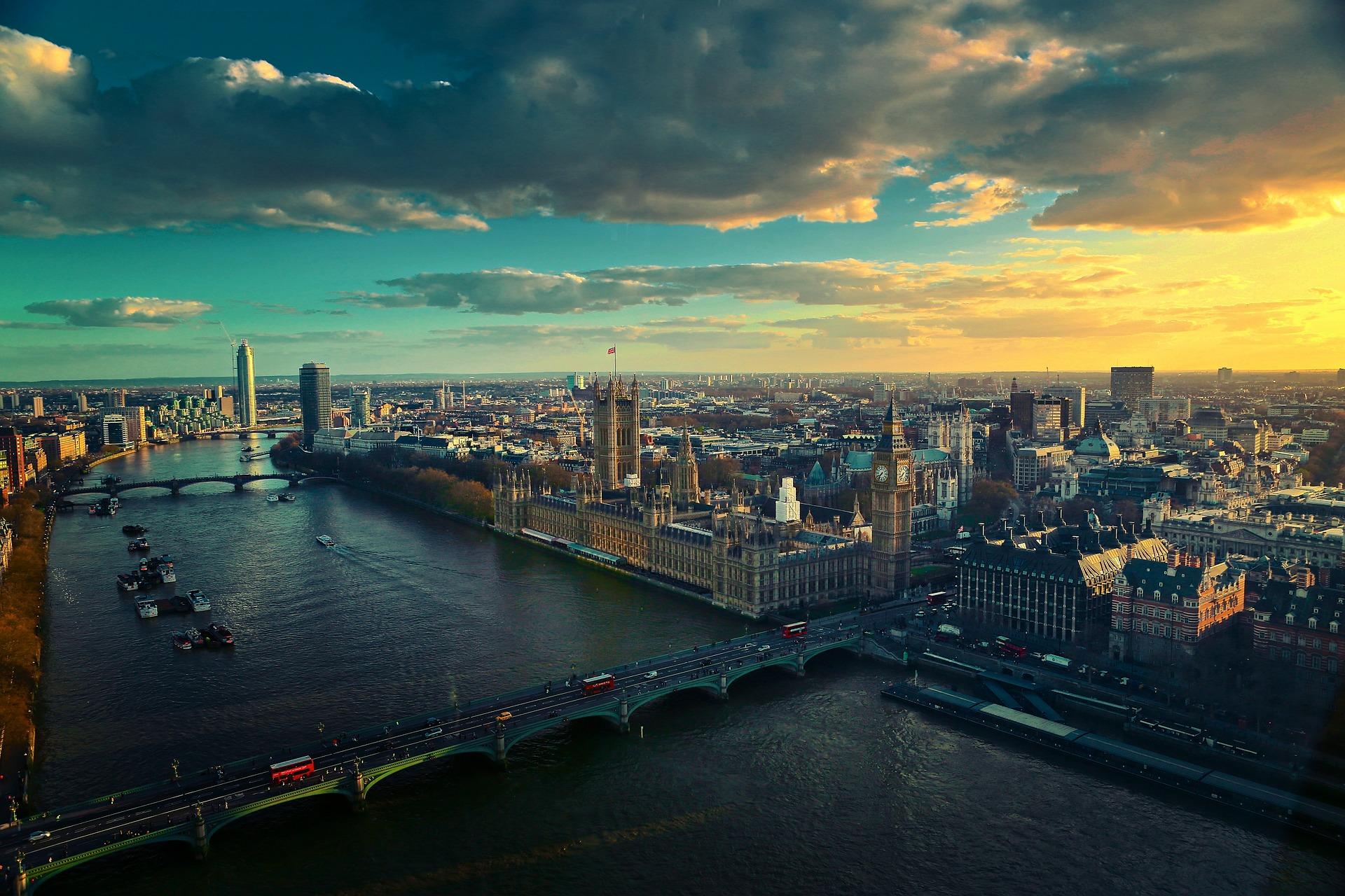 5 itinerari a piedi a Londra