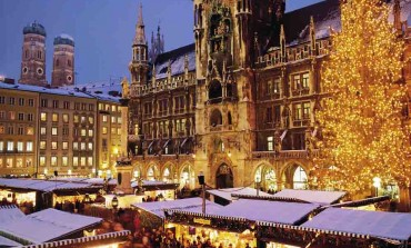 Weekend mercatini di Natale a Monaco di Baviera