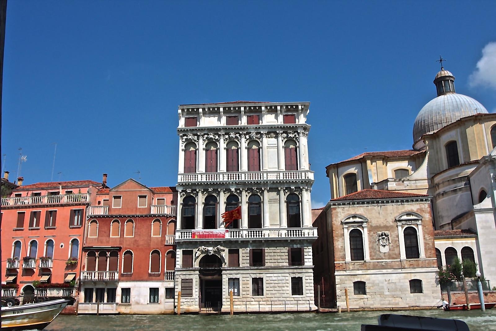Come arrivare a Palazzo Flangini a Venezia