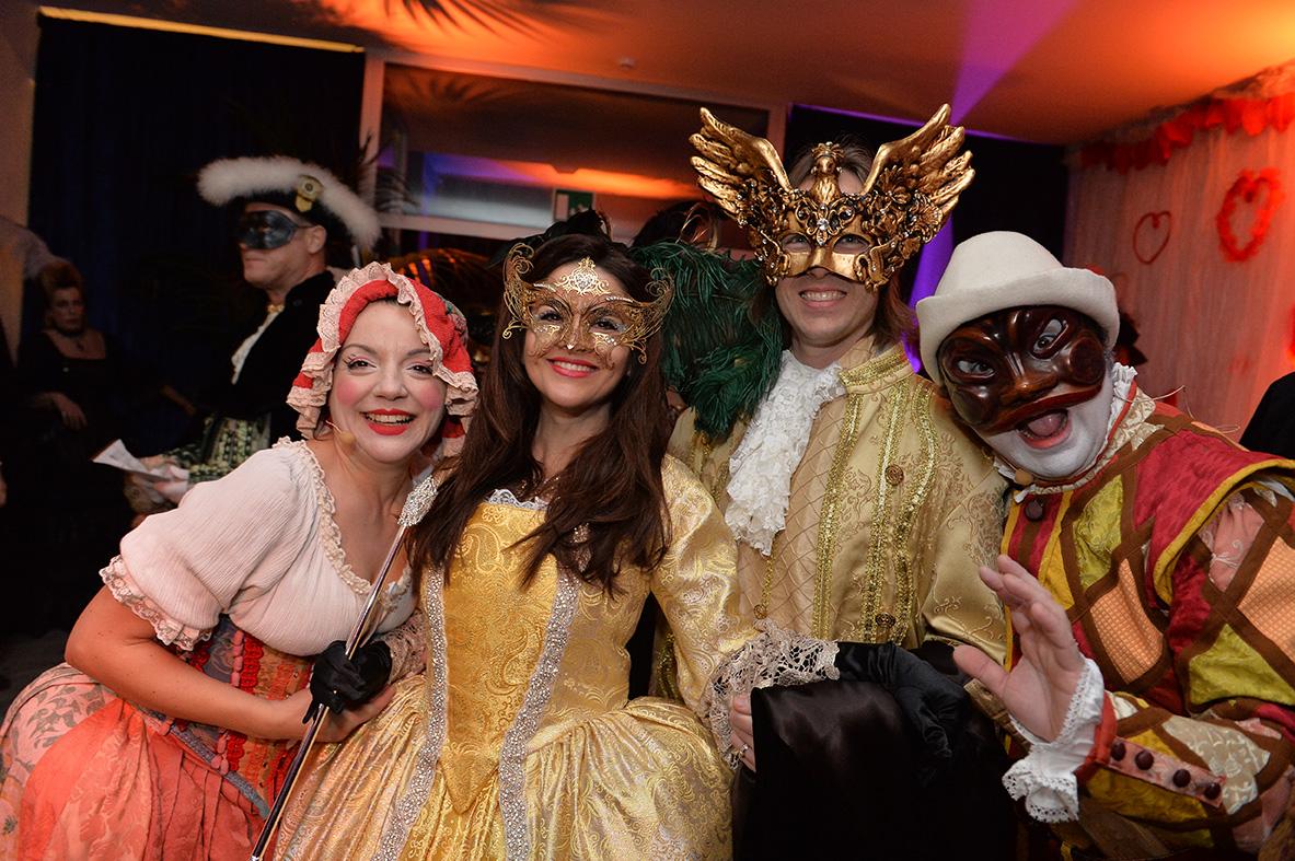 Come partecipare Gran Ballo in Maschera Carnevale Venezia 2016