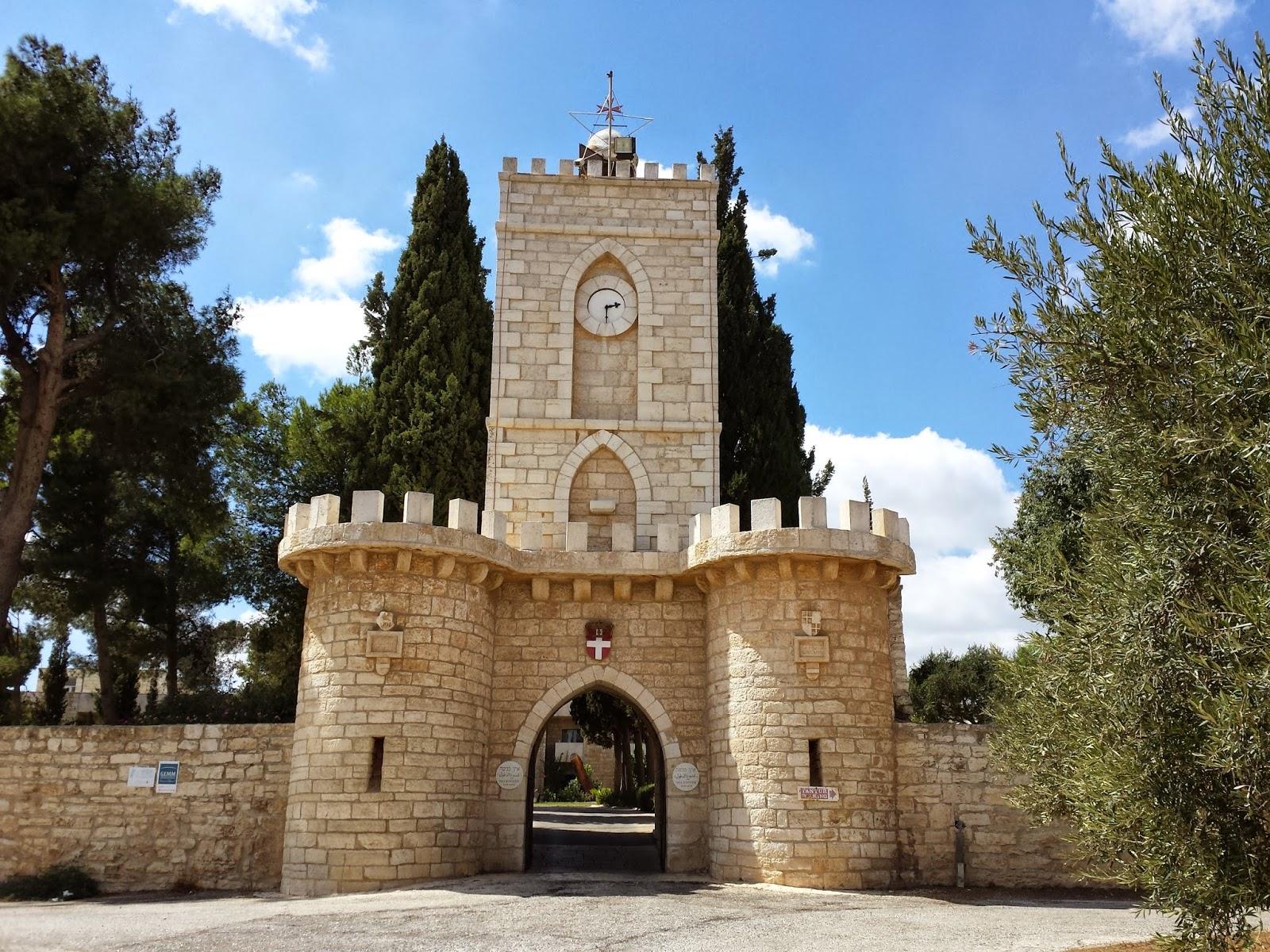 Come si dice buongiorno a Gerusalemme
