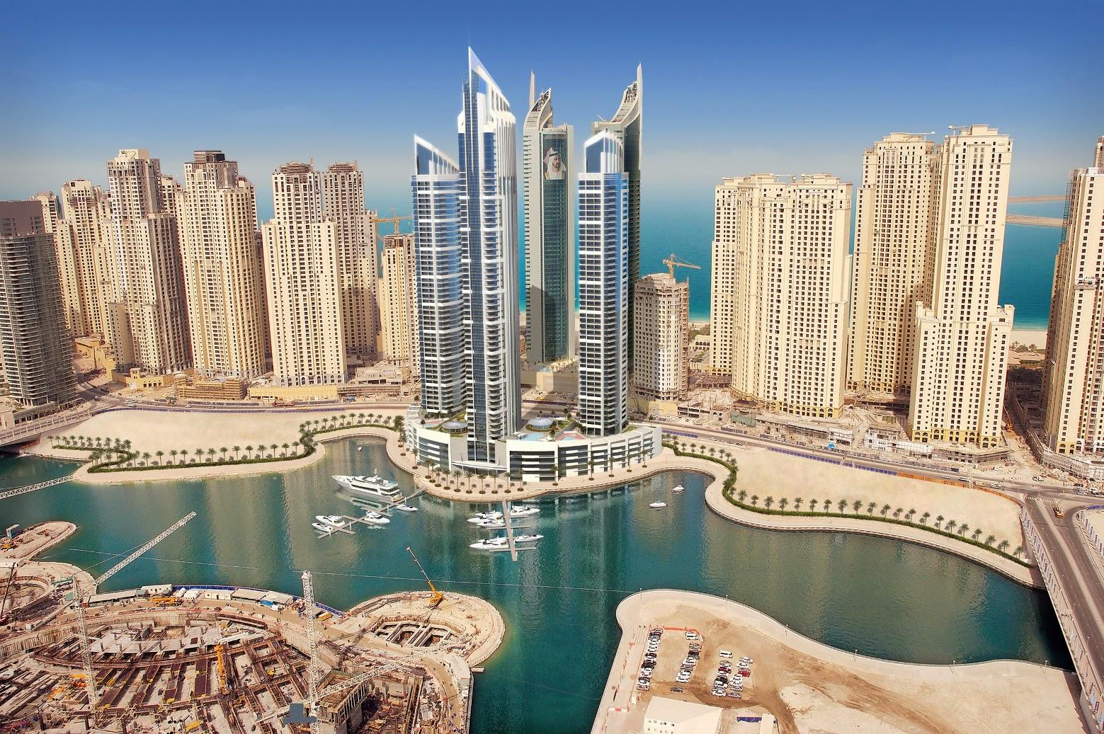 Come vestirsi a Dubai a febbraio