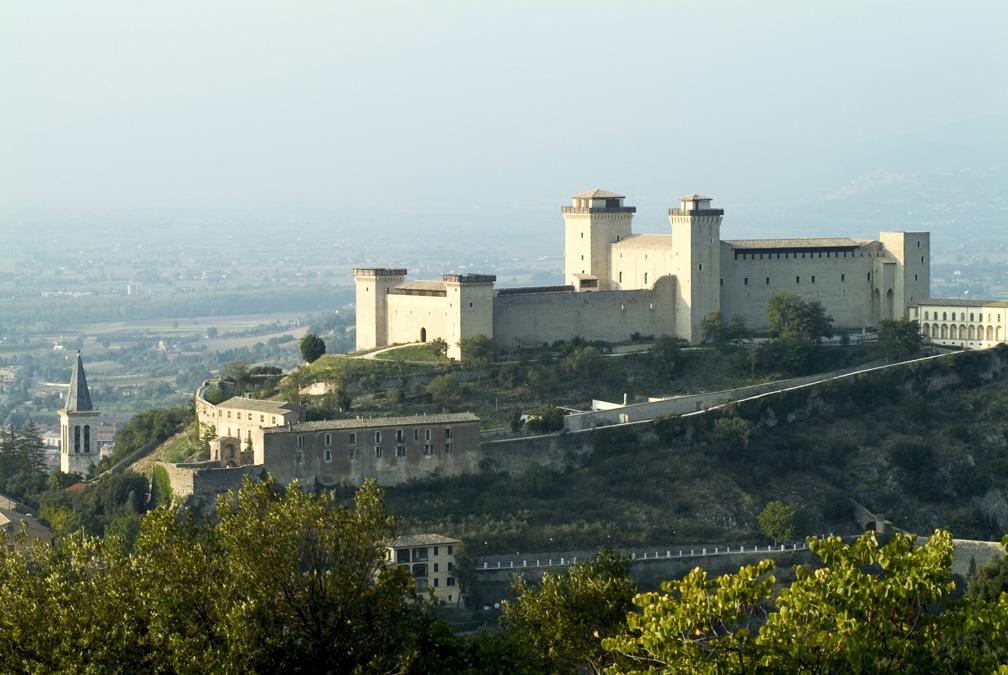 Come visitare Rocca Albornoziana di Spoleto, Umbria