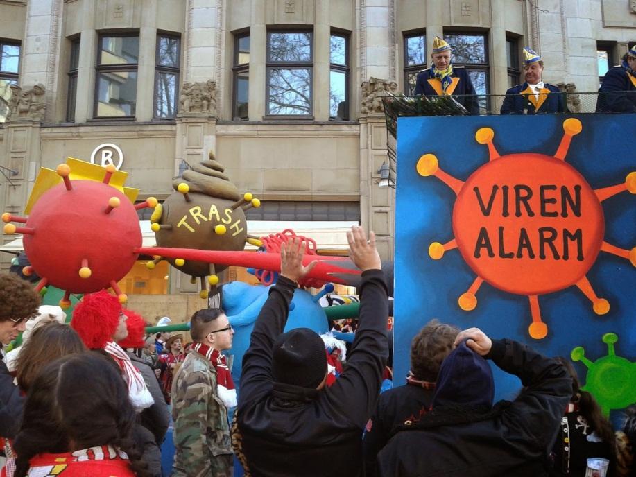 Carnevale Colonia