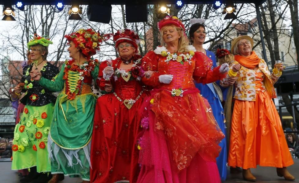 Carnevale Monaco di Baviera