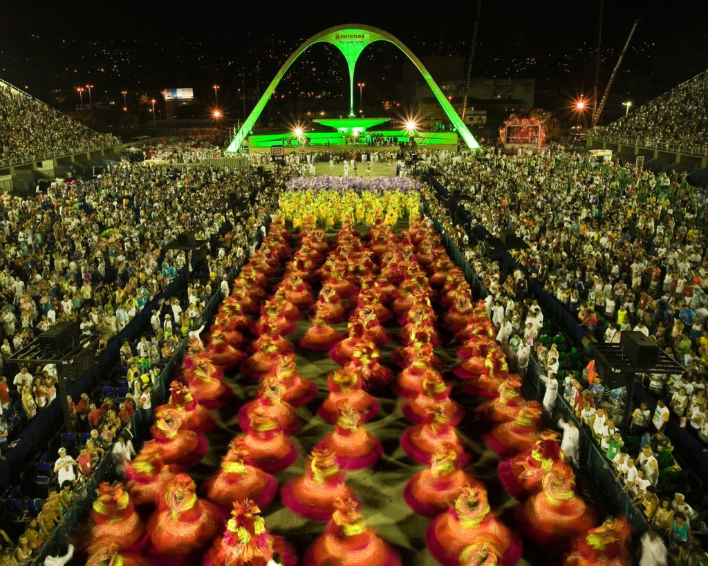 Date e programma Carnevale di Rio 2016