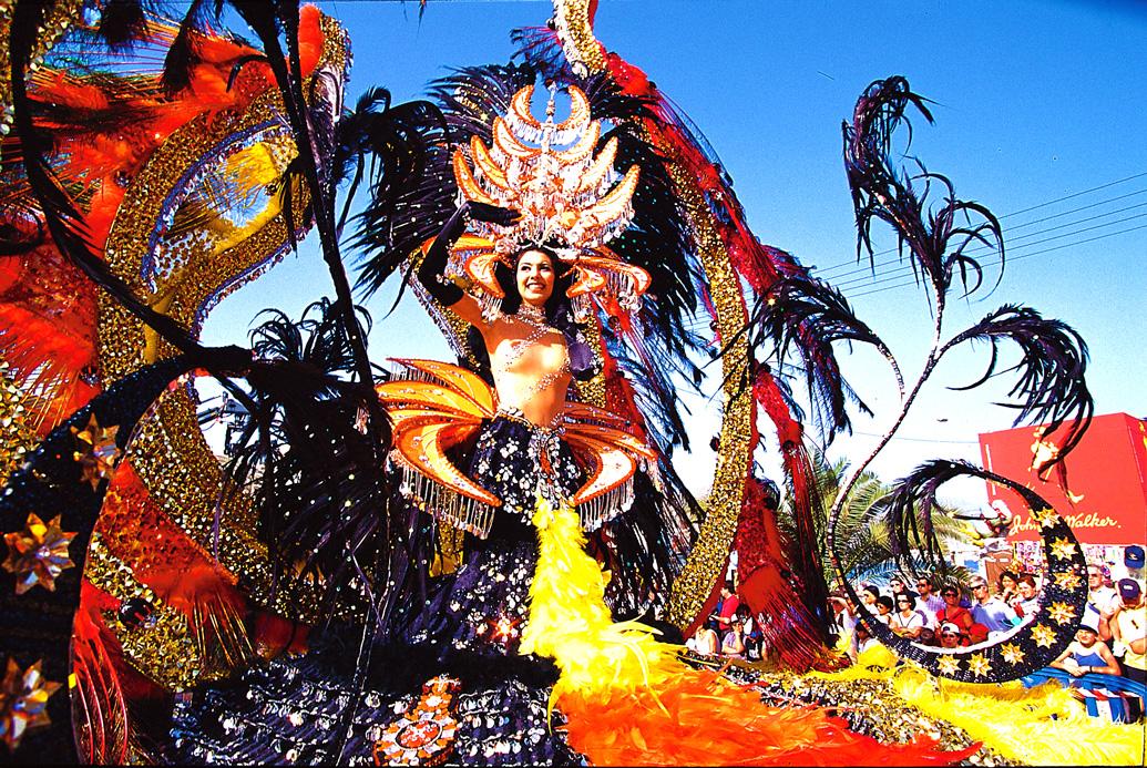 Carnevale Tenerife