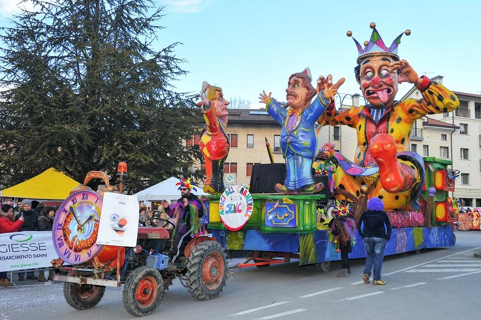 Carnevale Trieste