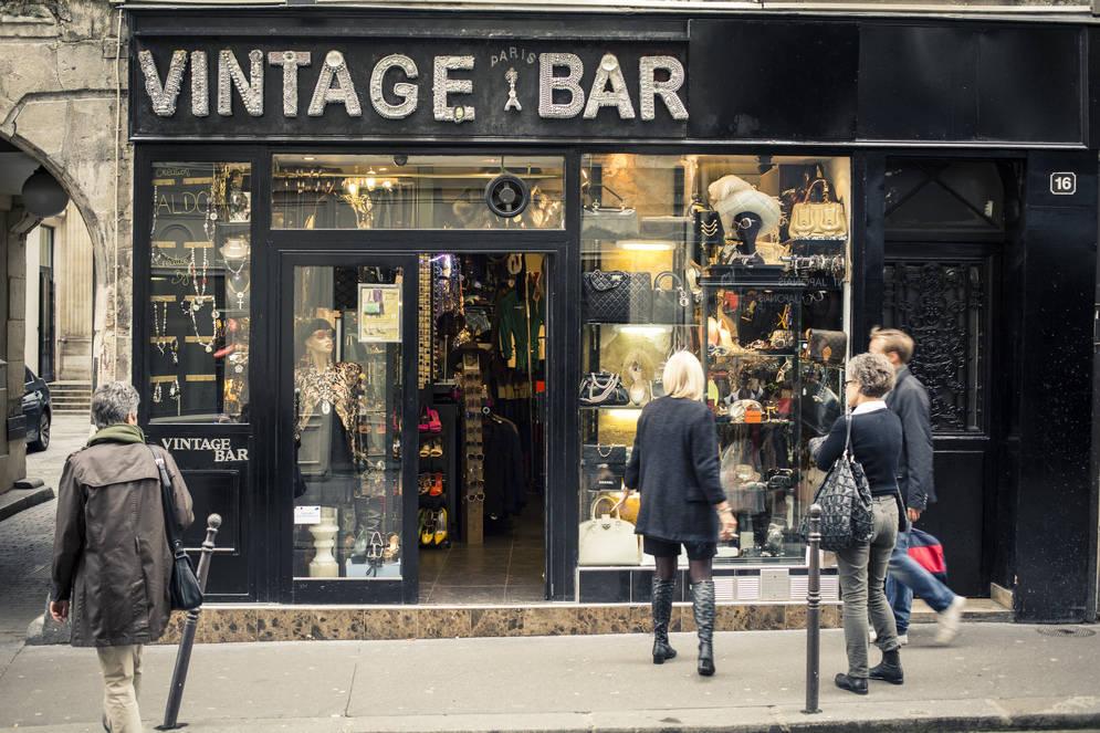 Dove fare shopping vintage a parigi viaggiamo for Hotel zona marais parigi