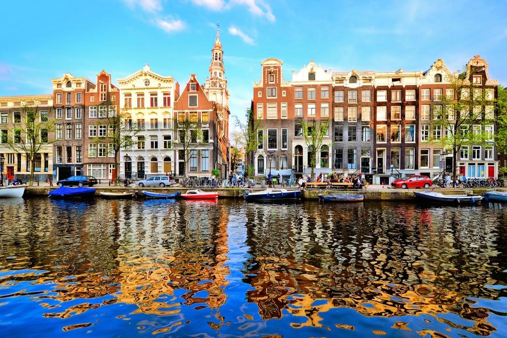 Offerte voli San Valentino Amsterdam