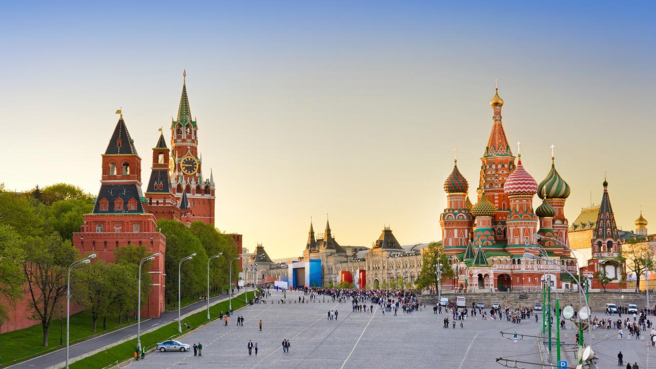 Offerte voli San Valentino Mosca