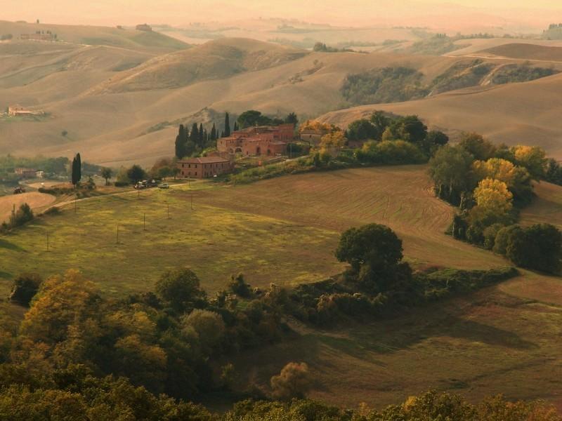 Offerte weekend San Valentino colline senesi
