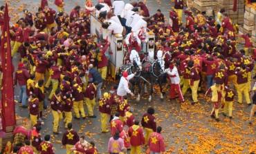 Come partecipare Battaglia delle arance Carnevale di Ivrea 2016