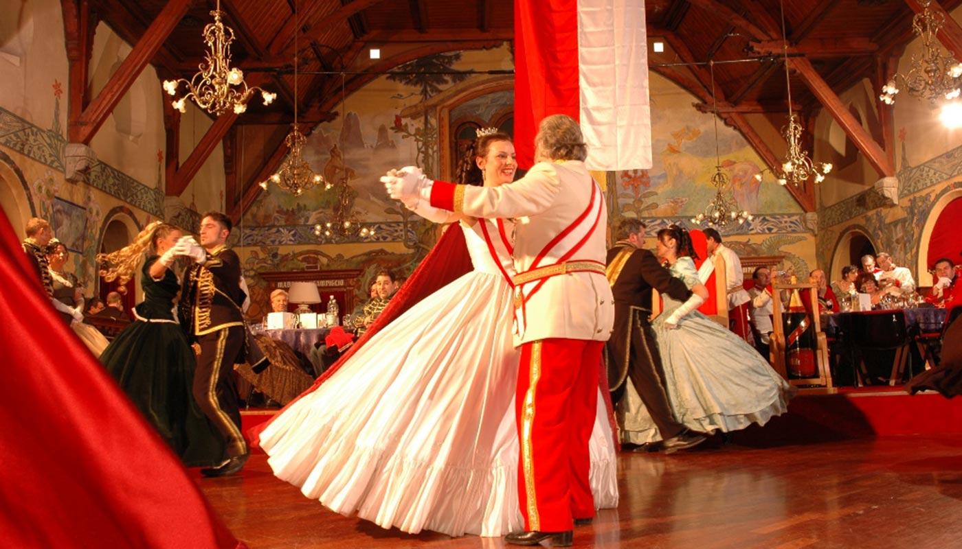 Gran Ballo dell'Imperatore Madonna di Campiglio