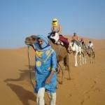 Quanto costa trekking cammello nel deserto del Sahara