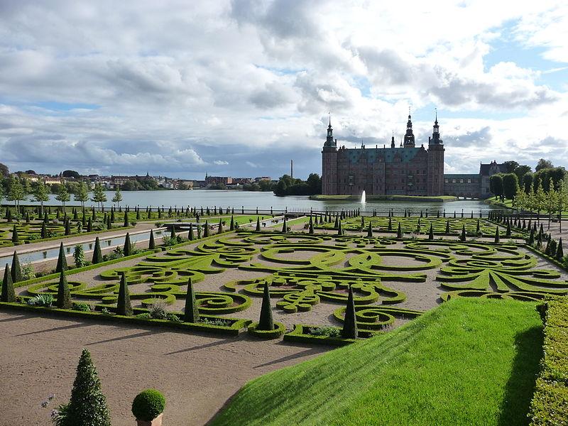 Visita al castello di Frederiksborg in Danimarca