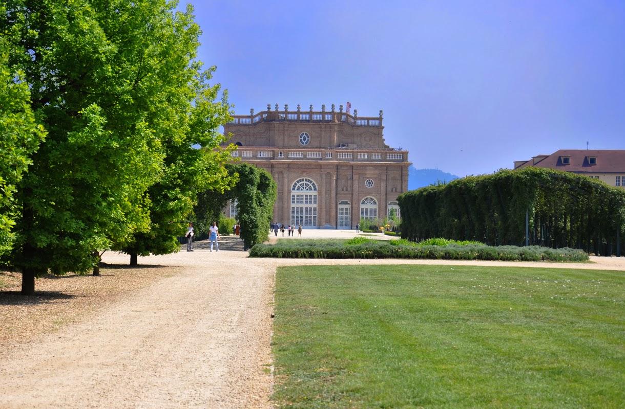 Castello La Mandria, Piemonte