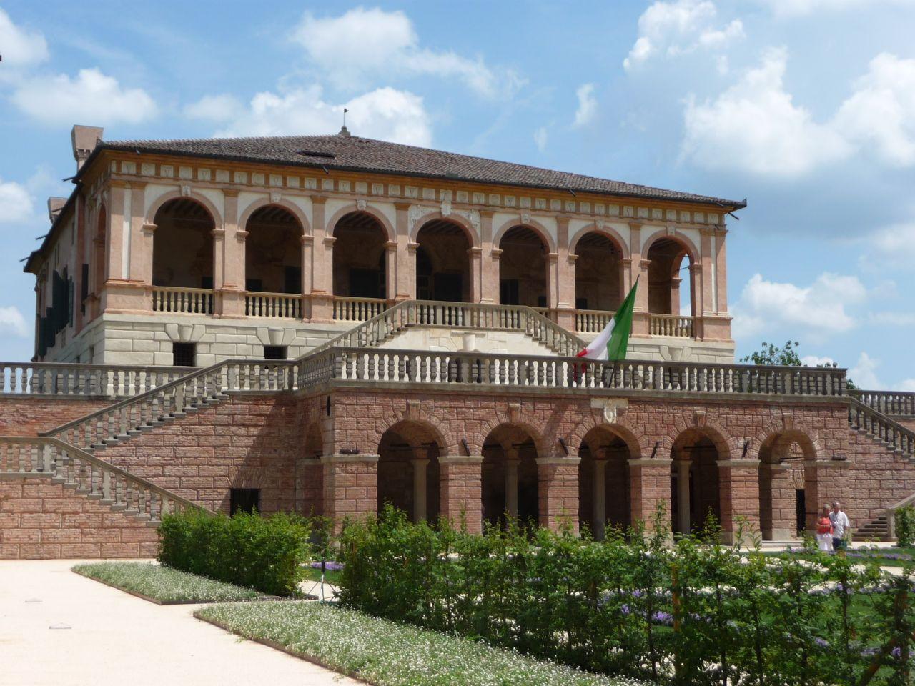 Villa dei Vescovi Luvigliano di Torreglia, PD