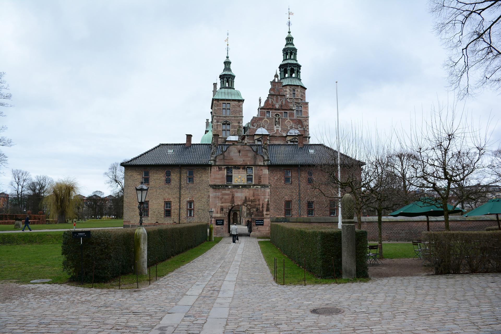Castello di Rosenborg in Danimarca