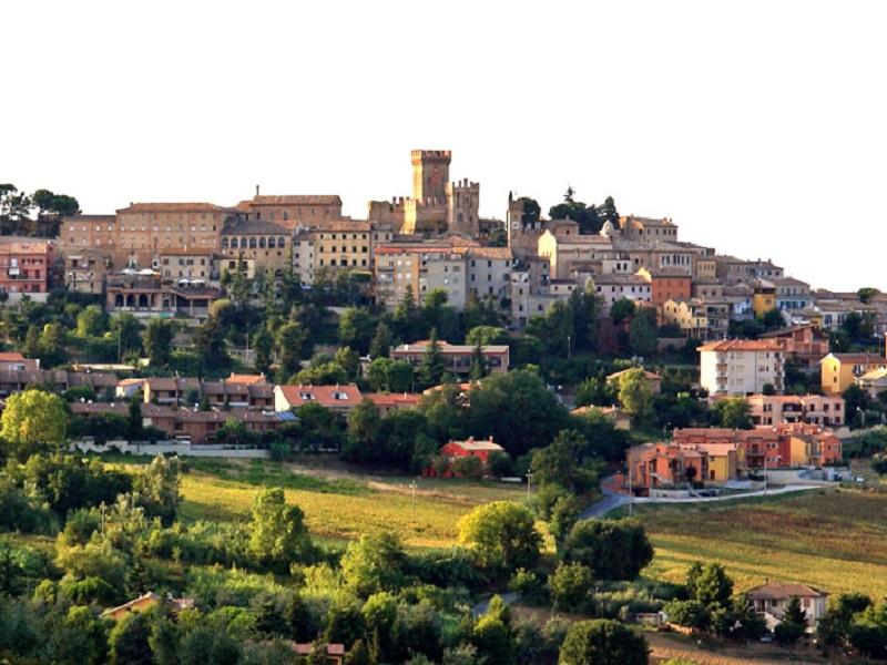 Visita a Offagna, candidata Borgo dei Borghi