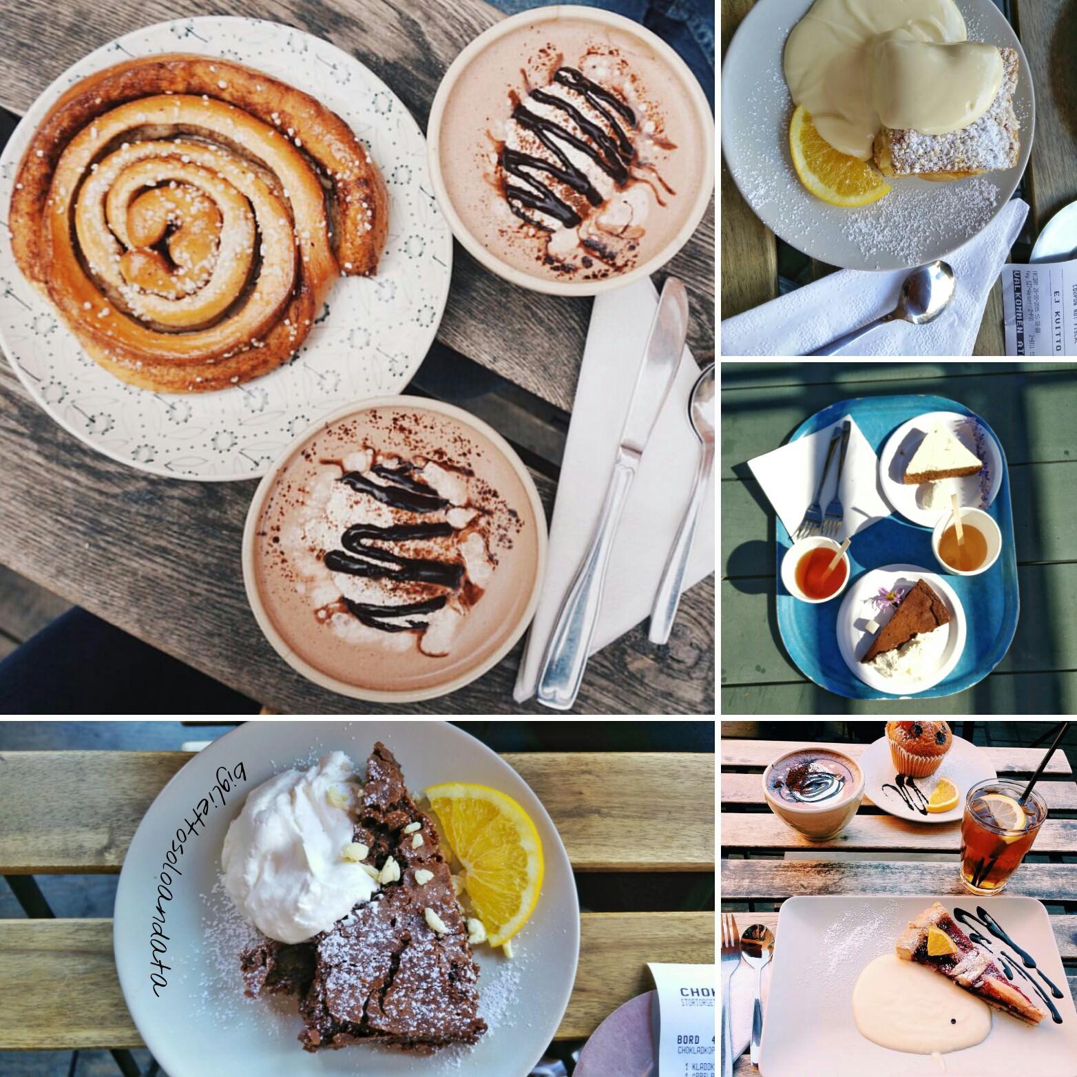 3 migliori pasticcerie di Stoccolma