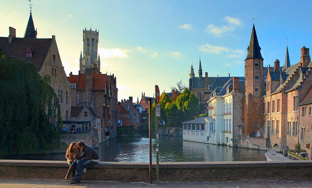 Che cosa fare weekend San Valentino a Bruges