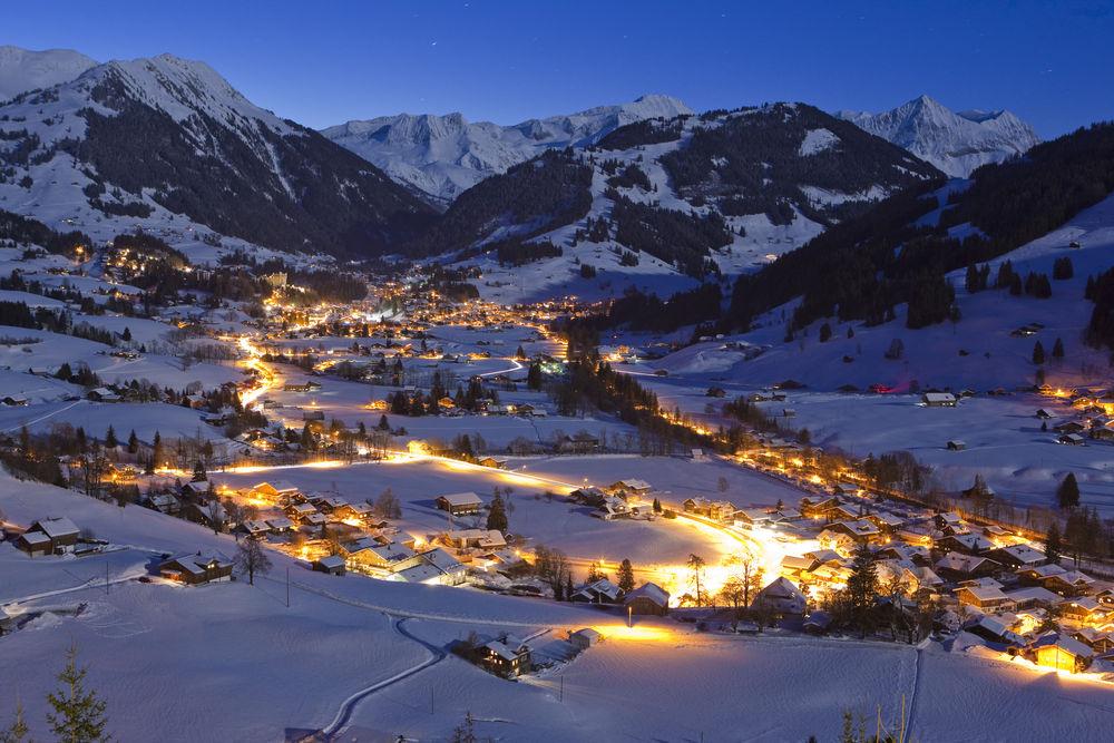 Gstaad, Svizzera