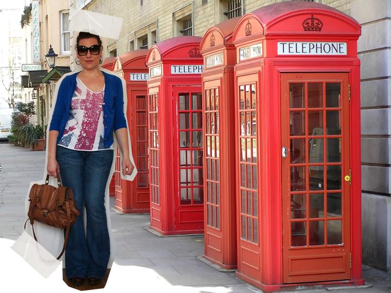 Come vestirsi a marzo a Londra