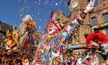 Data e programma Carnevale di Allborg, Danimarca