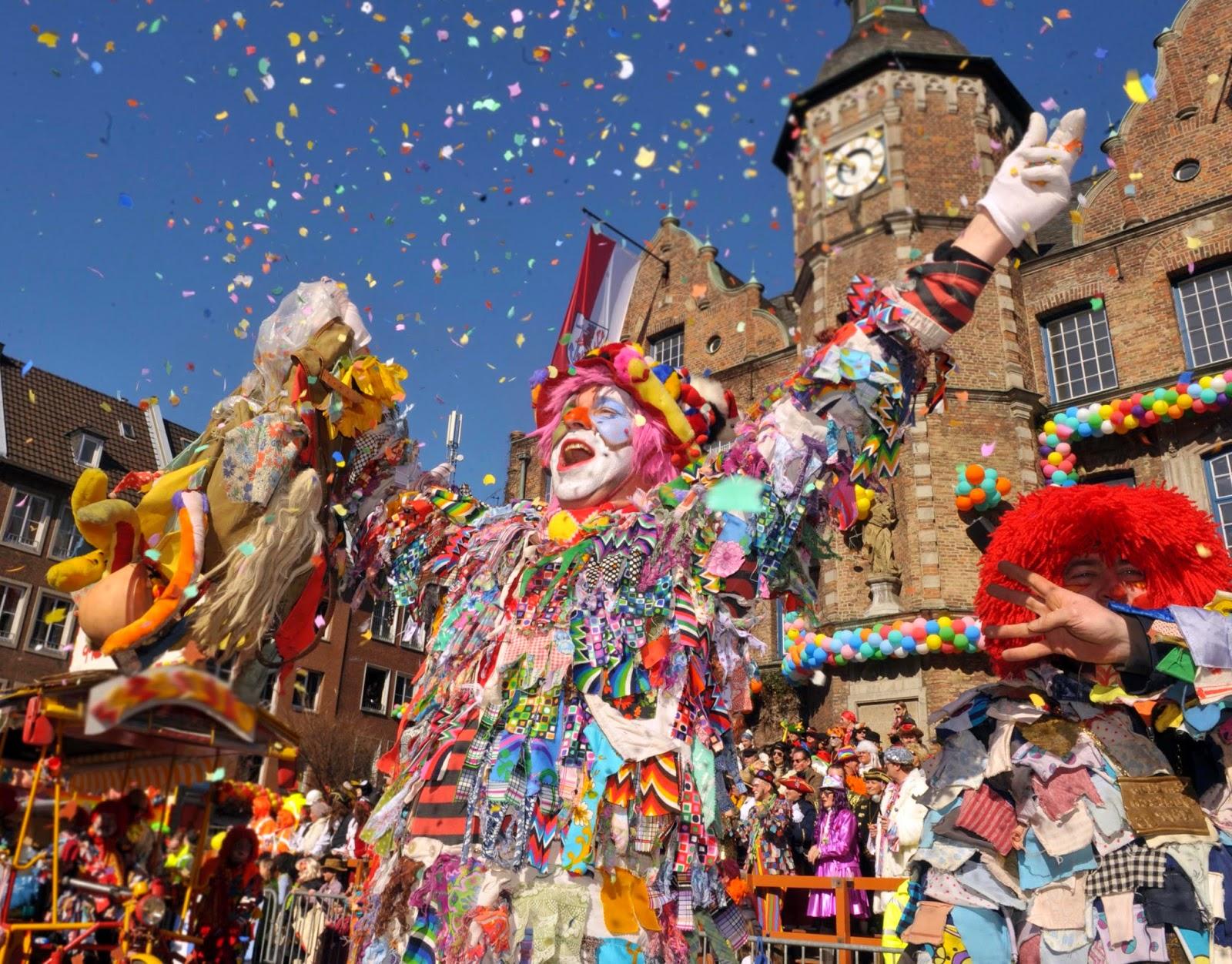 Date e programma Carnevale di Alborg in Danimarca