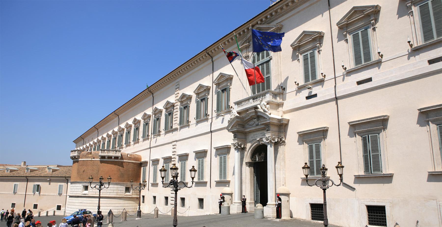 10 palazzi storici da visitare a roma viaggiamo for Palazzi di una storia