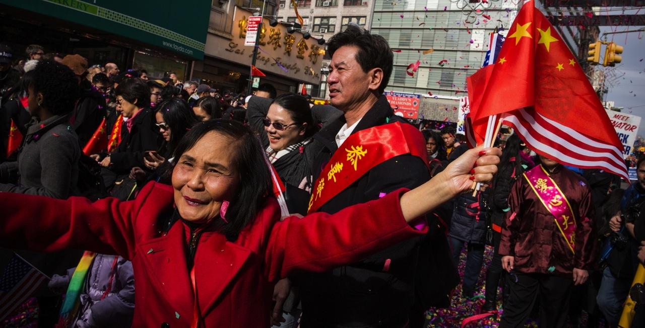 Eventi Capodanno cinese New York